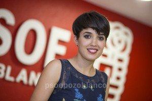 Araceli Araujo-secretria juventudes socialistas pozoblanco