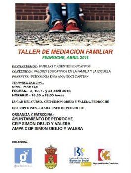 pedroche-taller-mediacion-familiar