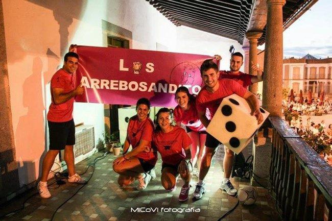 Los Arrebosanditos