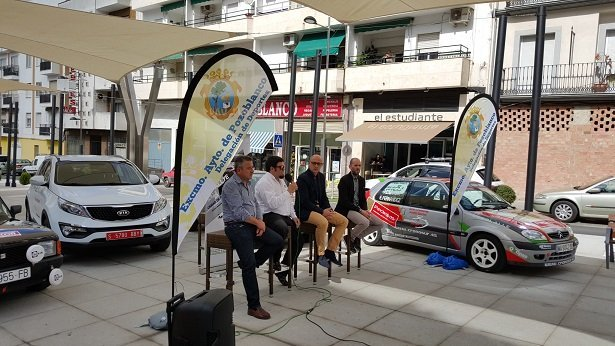 Presentacion Rally 2015