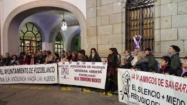 Pleno Pozoblanco diciembre 15-violencia de genero