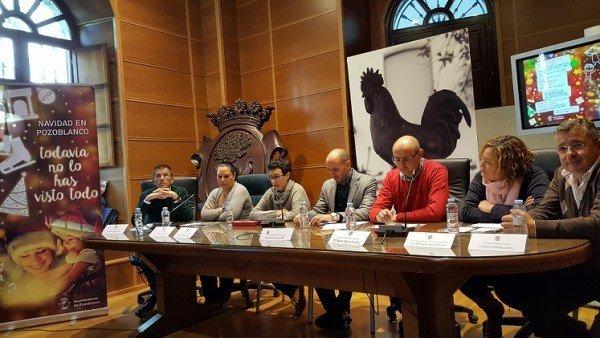 Presentacion campaña navidad Pozoblanco 3