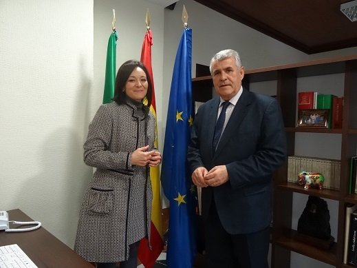Vicente pomares antiguo director de oficina comarcal for Oficina comarcal agraria