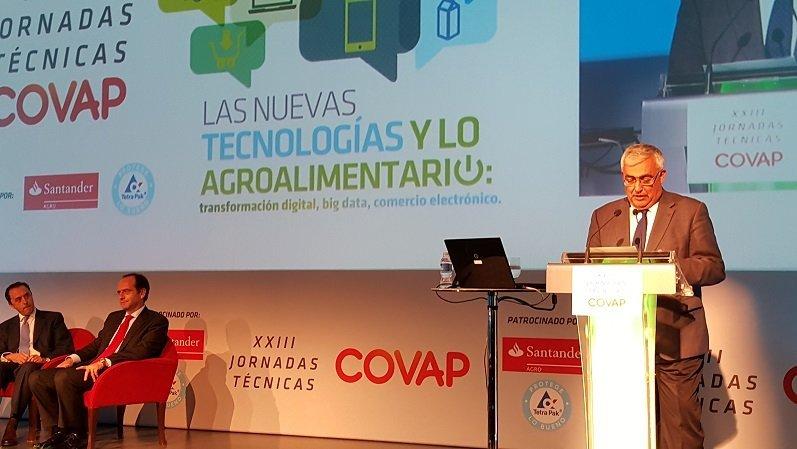 Consejero de Economía, Antonio Ramirez