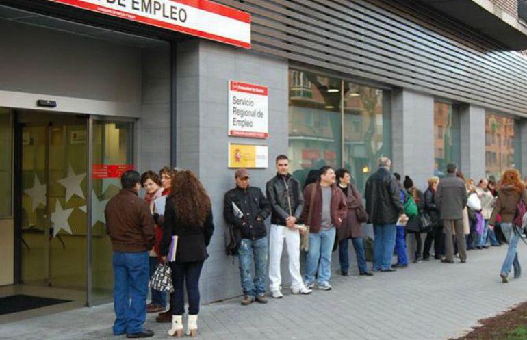 La tasa de paro de la provincia de c rdoba es la segunda for Oficinas inem madrid