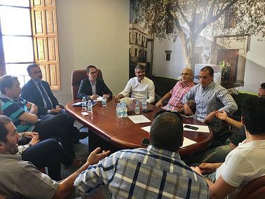 reunion-entre-ayuntamiento-pozoblanco-y-trabajadores