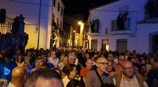 Noche blanca cultura Pozoblanco