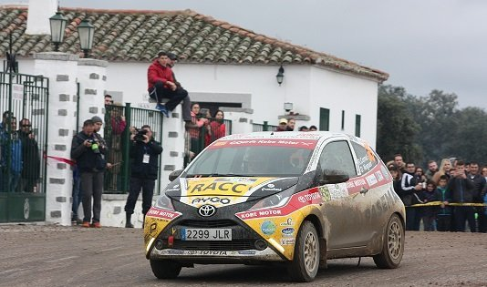 5º Rallye de Tierra Ciudad de Pozoblanco