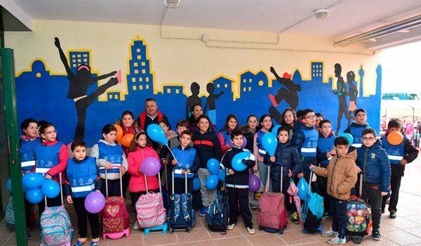 ceip-virgen-luna-pozoblanco-camino-escolar