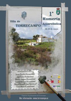 torrecampo-romeria-acuarelistica-torrecampo-cartel