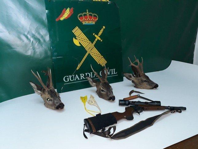 denunciados-dos-cazadores-pozoblanco-caza-ilegal
