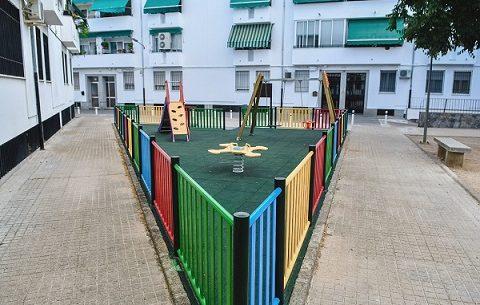 finalizada-reforma-calzada-parque-infantil-congreso-pozoblanco