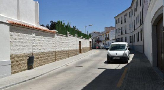 finalizadas-obras-calle-pintor-goya-calle-ramon-cajal-pozoblanco