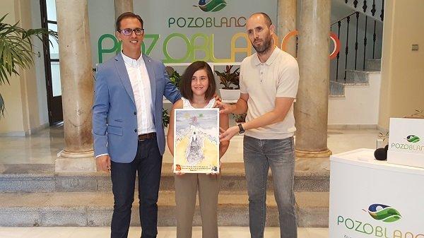 victoria-alameda-gana-concurso-infantil-carteles-feria-pozoblanco