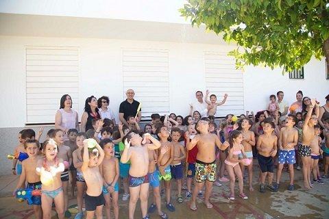 fiesta-del-agua-fin-talleres-verano-pozoblanco