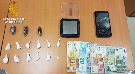 venta-droga-pozoblanco-detenida-persona
