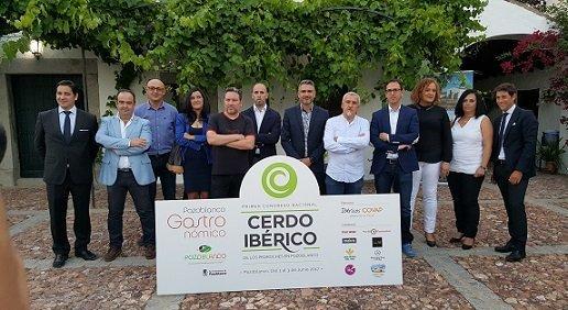 cien-profesionales-congreso-del-cerdo-iberico-pozoblanco