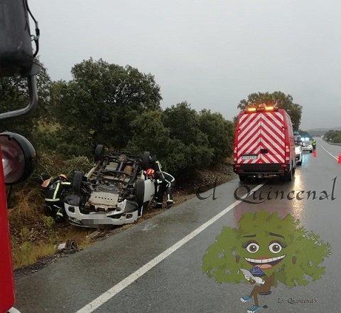 herido-coche-carretera-n-502-alcaracejos-espiel