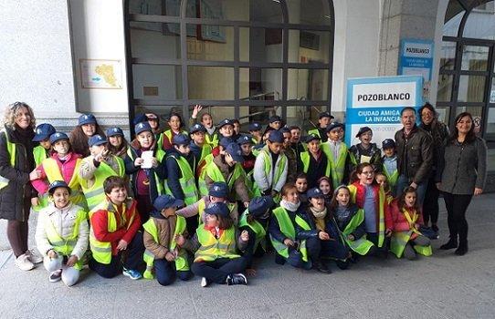 escolares-multas-trafico-discapacidad-pozoblanco