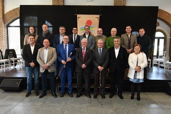alcaldes-25-aniversario-mancomunidad-de-pedroches