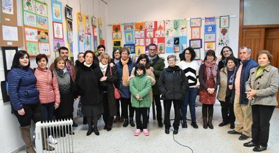 caritas-calza-barrio-ganadores-de-belenes-pozoblanco