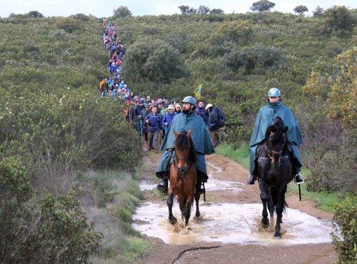 guardia-civil-camino-mozarabe-alcaracejos-2