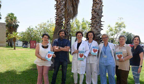 enfermeras-hospital-reina-sofia-guia-habitos-cardiosaludables