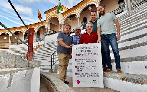 ayto-pena-puerta-gallo-premios-ibericos-oro-pozoblanco