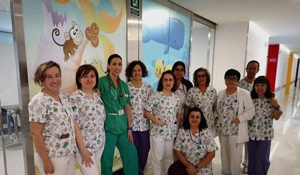 nueva-planta-de-pediatria-hospital-los-pedroches-funcionamiento