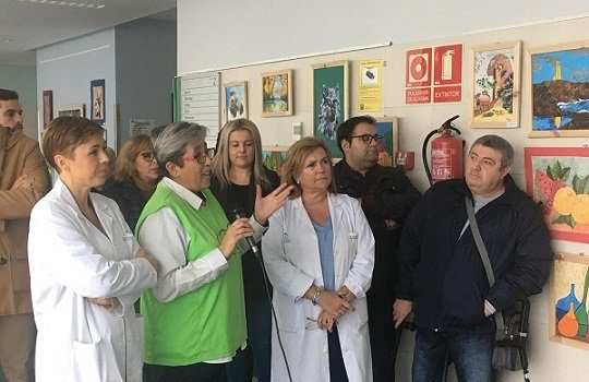 hospital-pedroches-exposicion-artes-plasticas-afemvap