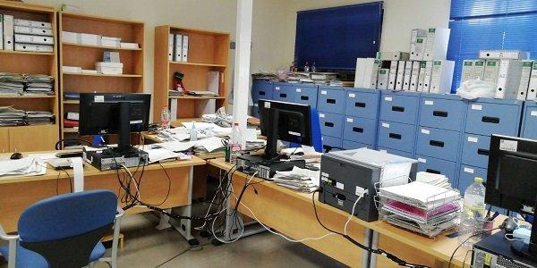 csif-alerta-desproteccion-coronavirus-trabajadores-atencion-publico-hospital-pozoblanco