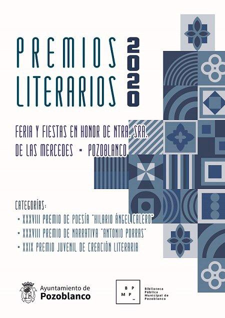 los-premios-literarios-pozoblanco-2020-1300-euros-ganadores