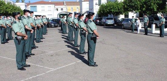 presentados-40-guardias-civiles-alumnos-formacion-provincia-cordoba