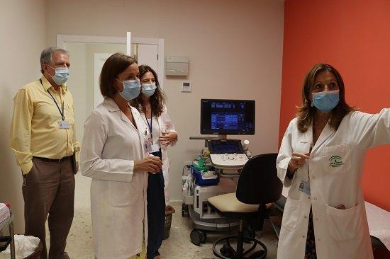 reina-sofia-equipamiento-instalaciones-mejorar-confort-pacientes-profesionales