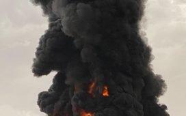 rayo-incendio-deposito-gasoil-complejo-industrial-repsol-puertollano