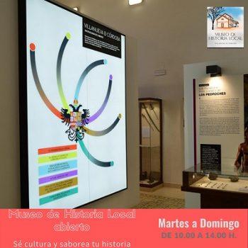 Villanueva de Córdoba - Horario Museo