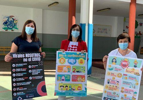 ayuntamiento-campana-concienciacion-coronavirus-centros-pozoblanco