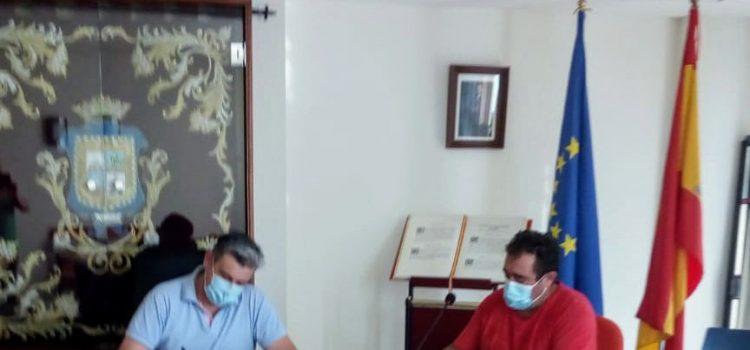 La Asociación de Empresarios de Villaralto en colaboración con el Ayuntamiento sortea 12 cenas con motivo de la festividad del Cristo