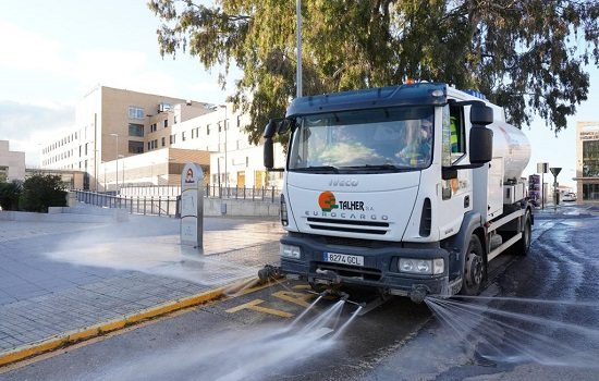 ayuntamiento-refuerza-servicio-de-desinfeccion-viaria-pozoblanco-coronavirus