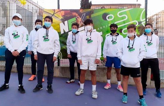 tenistas-pozoalbenses-campeones-master-circuito-next-gen-badajoz
