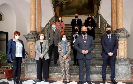 vicepresidenta-gobierno-preside-homenaje-a-juan-romero-hijo-predilecto-provincia-cordoba