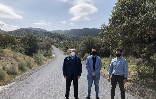 diputacion-mejora-camino-pedrique-villaharta-parajes-fuente-agria-balneario-aguas-villaharta