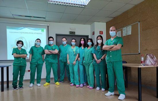 hospital-reina-sofia-imparte-formacion-enfermeras-uci-nueva-incorporacion