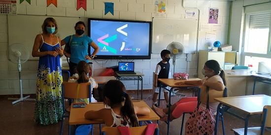 los-ceip-anora-el-viso-participan-iii-programa-refuerzo-estival-casi-800-alumnos